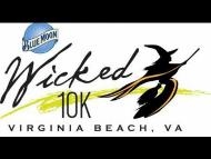 Blue Moon Wicked 10K Virginia Beach