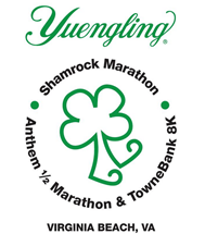 Shamrock Marathon Virginia Beach